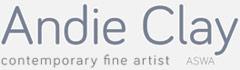 Andie Clay - Contemporary Fine Artist's Logo