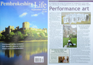 Pembrokeshire Life feature