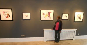 Andie Clay at Denise Yapp Contemporary Art, Monmouth
