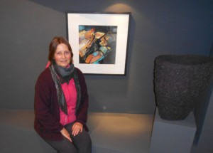 Andie Clay exhibiting in 'Lovely Ladies' exhibition at Denise Yapp Contemporary Art, Monmouth